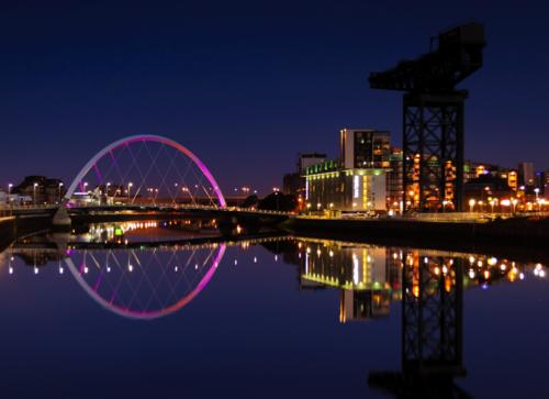 Excursion from Wolverhampton to Glasgow