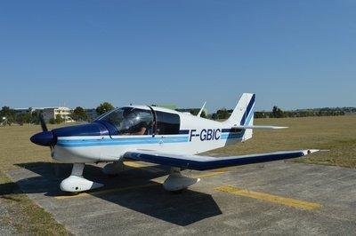 Robin DR400 - 108HP