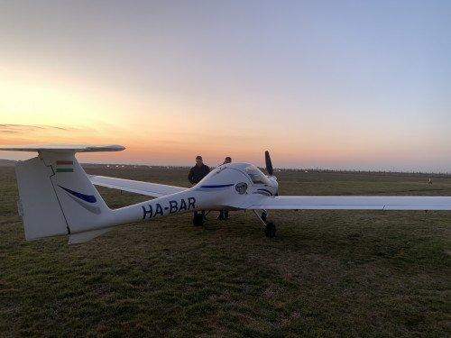 Diamond Aircraft DA-20