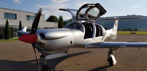 Diamond Aircraft DA50 RG