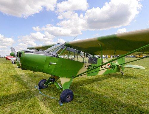 Piper PA18 Supercub