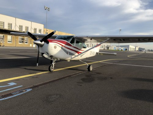 Cessna 182 RG (200HP)