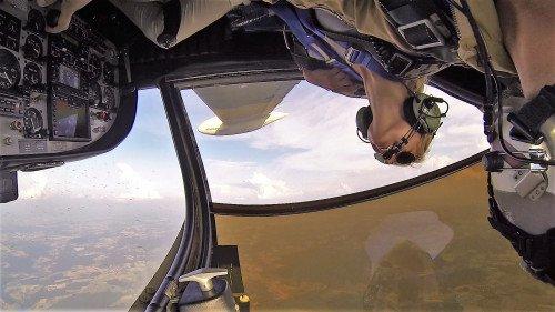 Acrobatic Flight * Ex. Lybian Airforce Marchetti F260WL