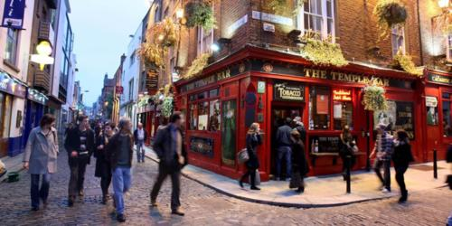 Day, overnight or weekend trip to Dublin!