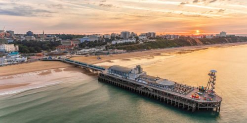 Discover Bournemouth on a day trip to the south coast