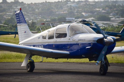 Piper PA 28 Arrow 2