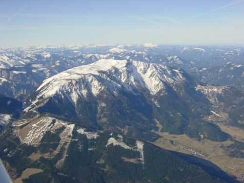 Schneeberg, Rax & Semmering