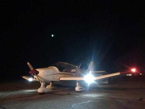 Robin DR400 - 160HP
