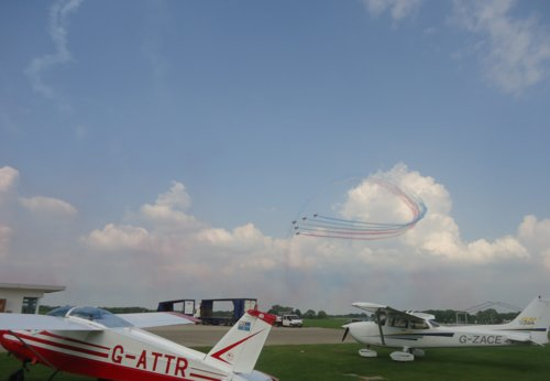 Sywell great looking airfield