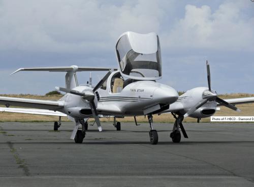 Diamond Aircraft DA-42