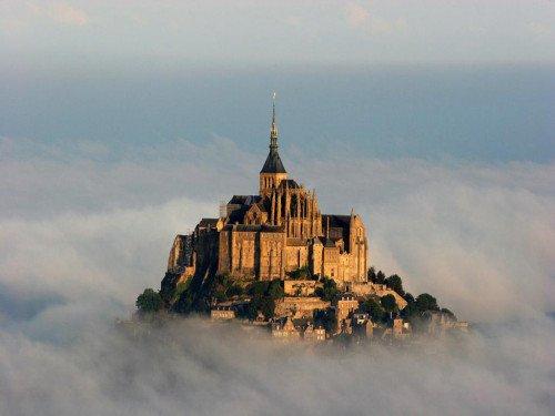 Le Mont St Michel comme personne
