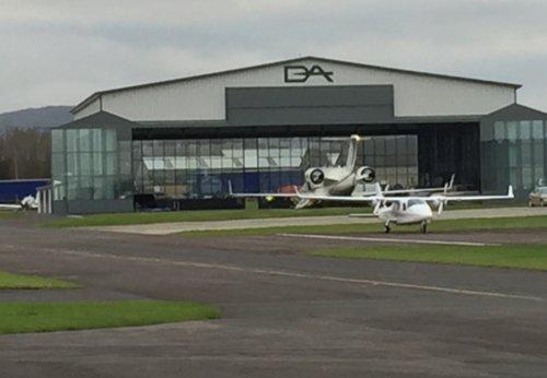 Gloucester & Cheltenham, Gloucestershire Airport,  gateway to SW