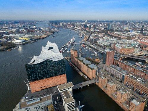Tagesausflug nach Hamburg