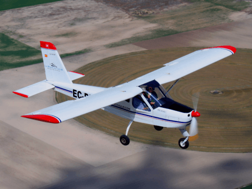 Tecnam P92 Super Echo