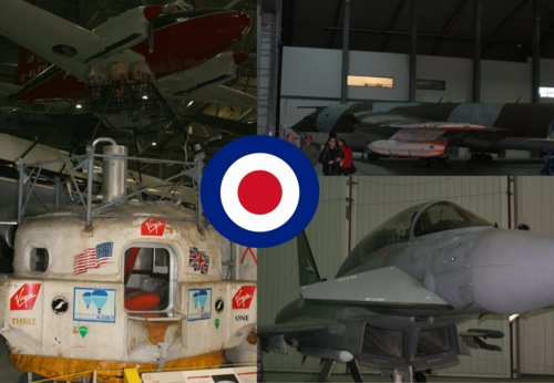 RAF Cosford and Air Museum Room for 3 friends