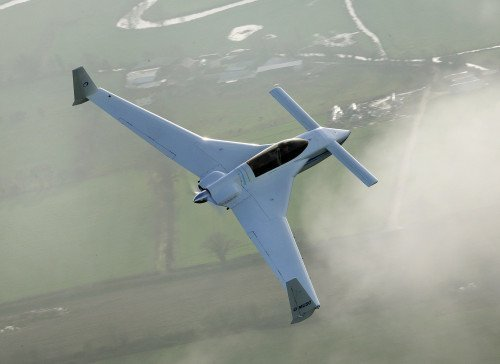 Join me on a sightseeing flight in a Rutan Aircraft!