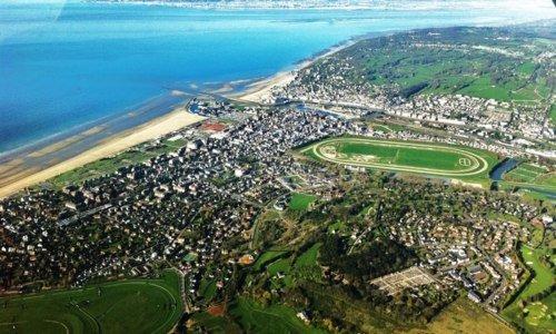 Excursion aérienne à Deauville depuis Lille