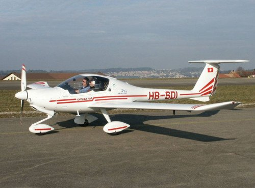 Diamond Aircraft DV-20 Katana