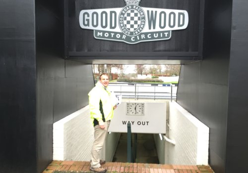 Home of the Goodwood speed festival - Trip for 3