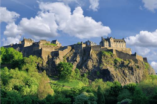 A Weekend Trip to Edinburgh