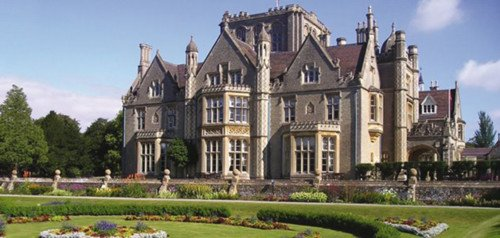 Join me on a helicopter flight to Tortworth Court Hotel