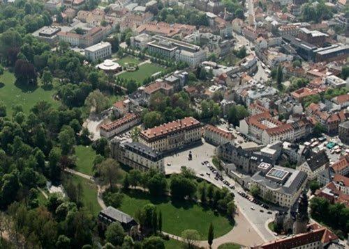 Weimar - Goethe, Schiller, Bauhaus und mehr...