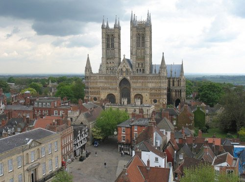 Join me on a day trip to Lincoln, Sturgate!