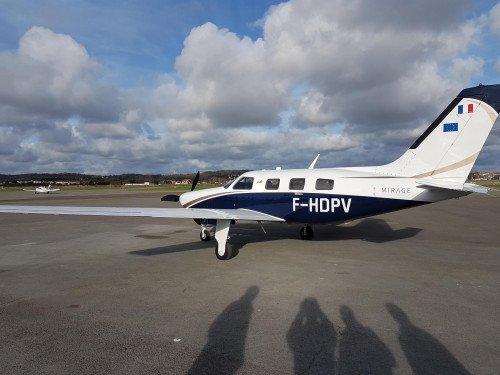 Piper PA46 Mirage