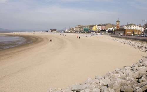 Sightseeing flight of Blackpool and the Fylde coast