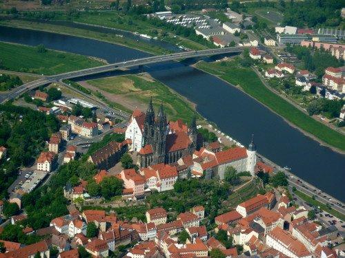 Gästeflug ab Riesa über Dresden und die Sächsische Schweiz