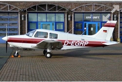 Piper PA28 Cadet