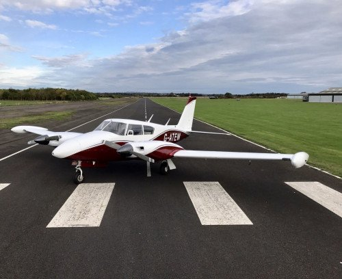 Piper PA30 Twin Comanche