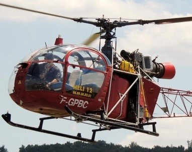Airbus Helicopters Alouette 2
