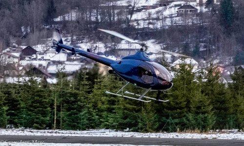 Aviotecnica ES-101 Raven