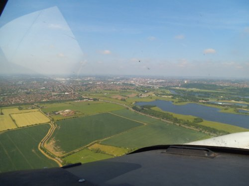 Join me on a day trip to Nottingham, East Midlands!