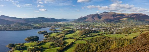 Join me on Lake District Tour from the skies!