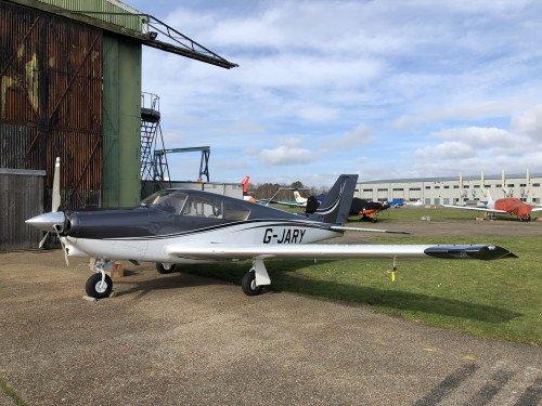 Piper PA24 Comanche