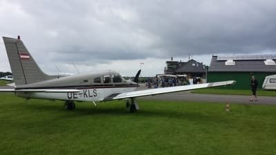 Piper PA28-201 Turbo Arrow IV