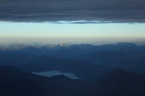 Flug über  München - Bayrische Seen und Alpen, 1h30m