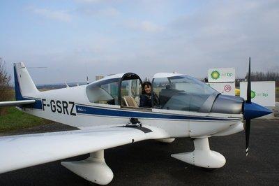 Robin HR200 - 120HP