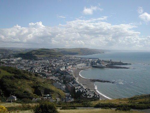 Aberystwyth Sightseeing Flight - Welsh Coast
