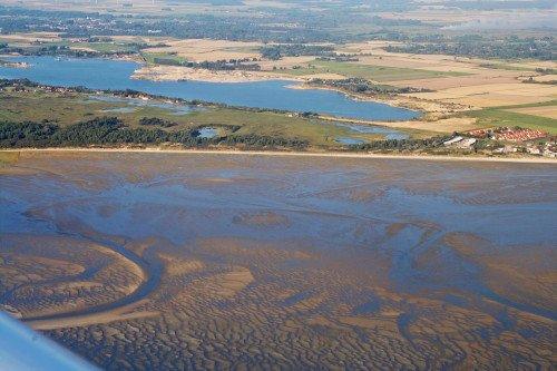 Promenade le long le la côte Normande à partir de Pontoise.