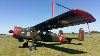Reims Aviation MH-1521 Broussard