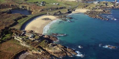 Join me on a weekend trip to Guernsey!