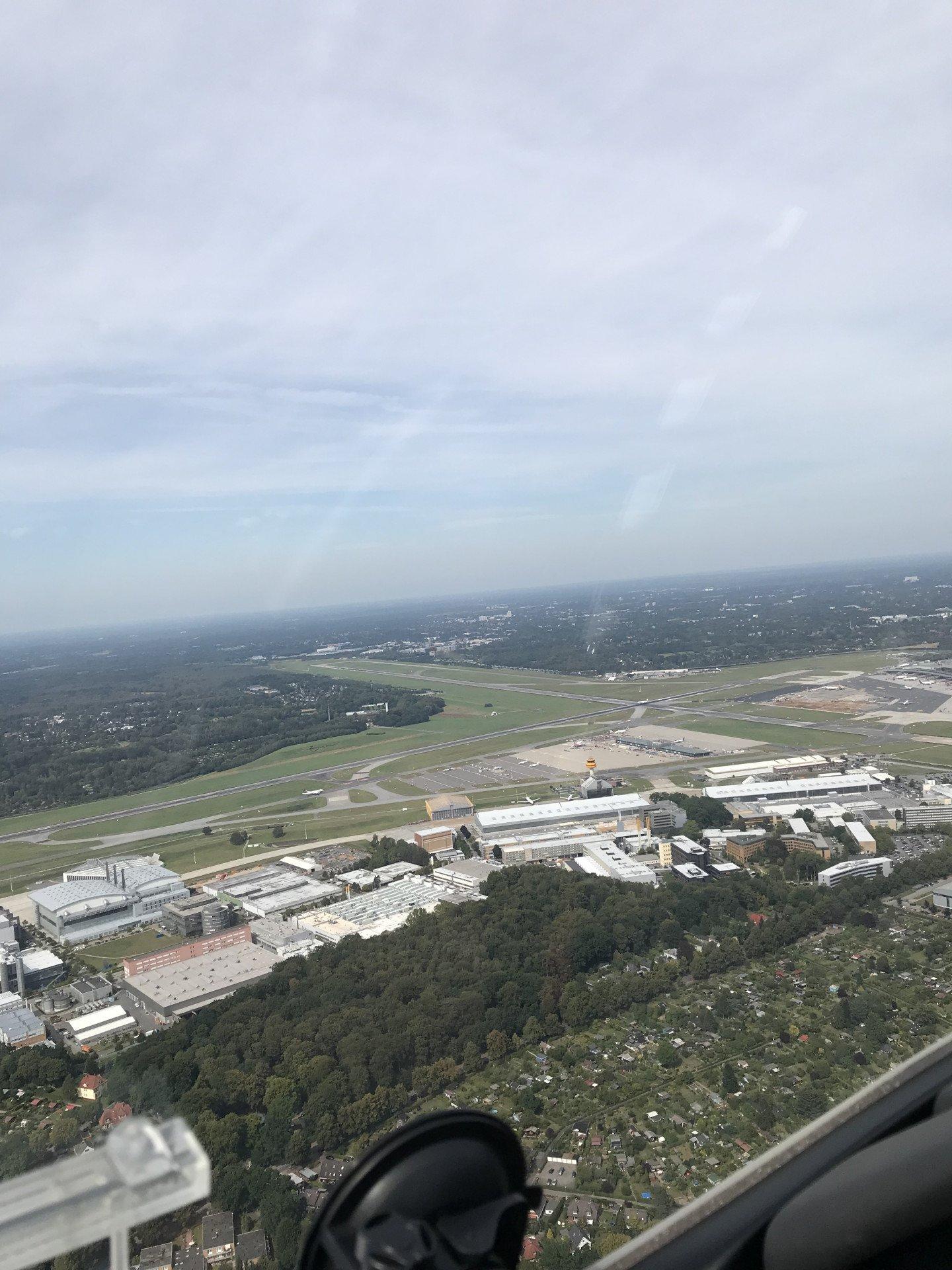 Flug Hamburg Washington