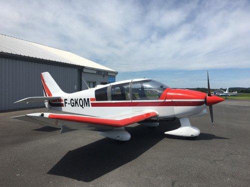 Robin DR400 - 120HP