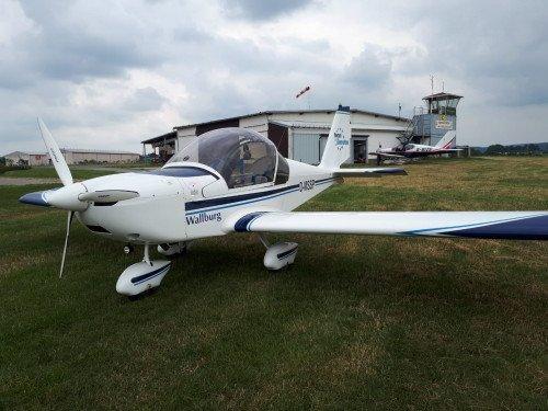Evektor-Aerotechnik Eurostar (EV97)