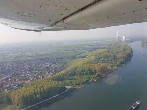 Rundflug Metropolregion Rhein-Neckar für 1 Person