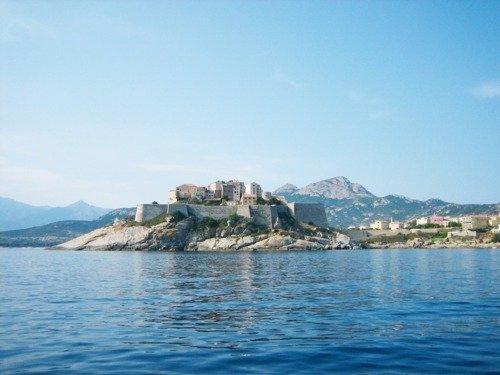 Week-end en Corse au départ de Lausanne