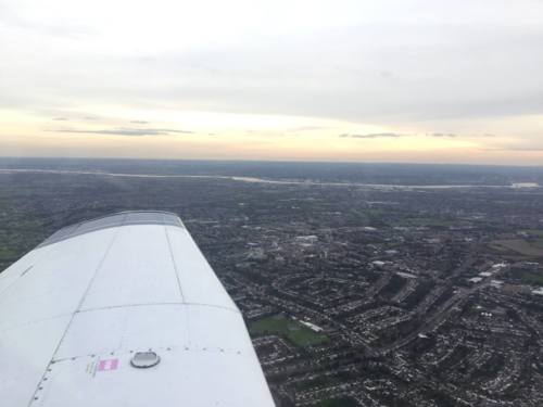 Join me on a local pleasure flight!